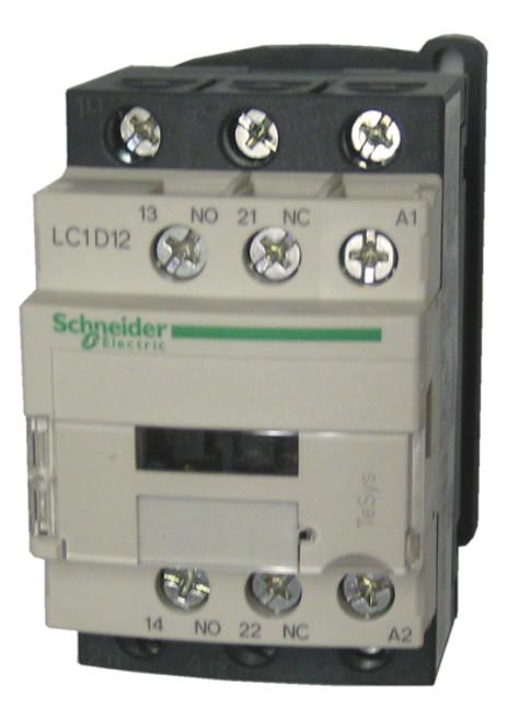 Schneider Electric LC1D12U7 contactor