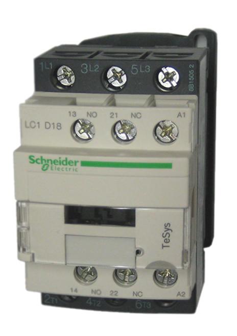 Schneider Electric LC1D18U7 contactor