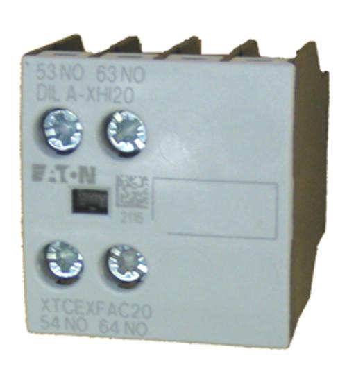 Eaton / Moeller DILA-XHI20 auxiliary