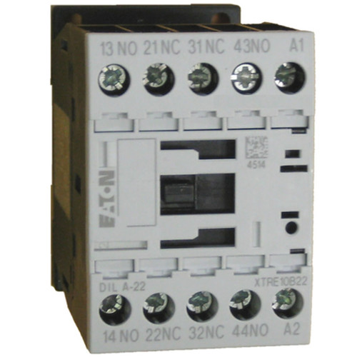 Eaton XTRE10B22 control relay