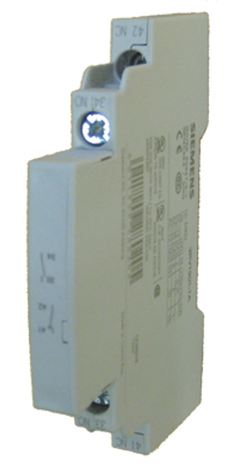 Siemens 3RV1901-1B side mounted auxiliary contact