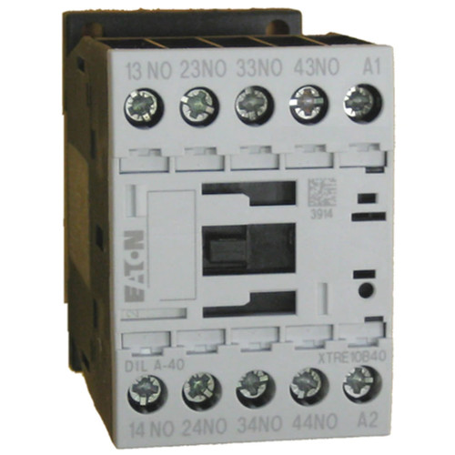 Eaton XTRE10B40TD control relay