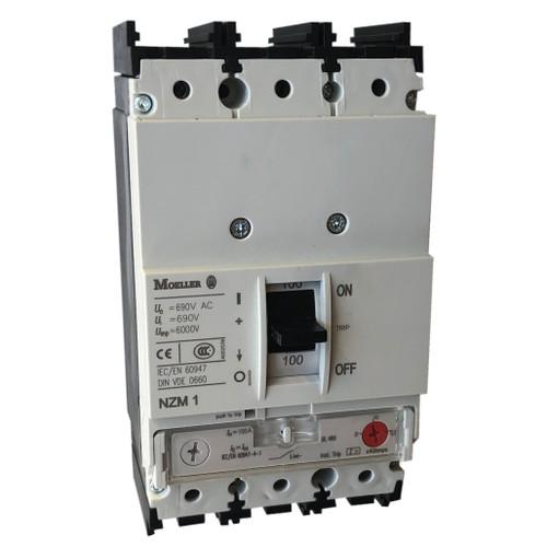 Eaton/Moeller NZMB1-A125-NA circuit breaker