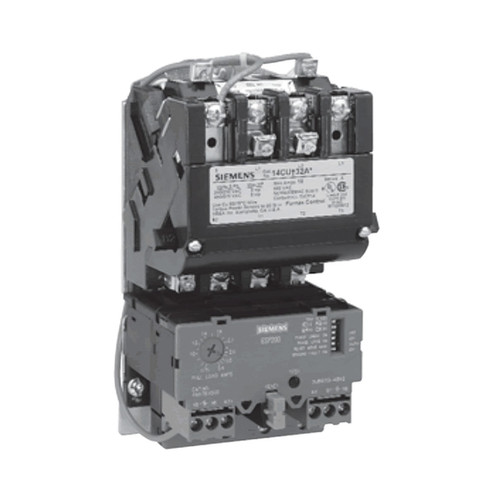 Siemens 14BUA32AA NEMA starter