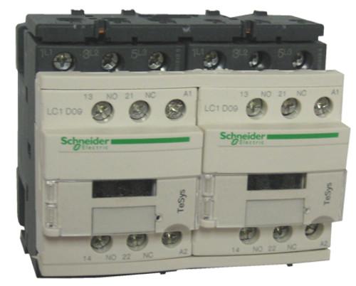 Schneider Electric LC2D09U7 reversing contactor