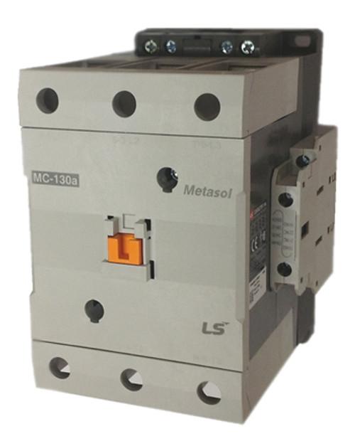 Metasol MC-130A-AC120 contactor