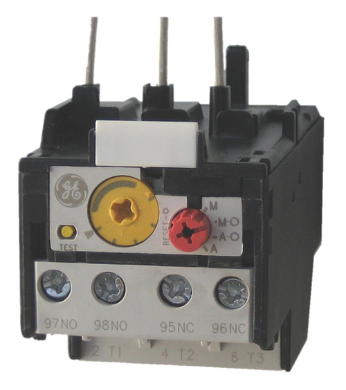 GE RT1U overload relay
