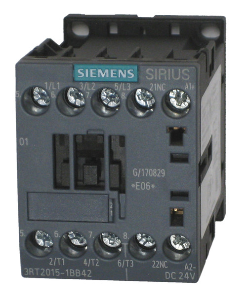 Siemens 3RT2015-1BB42 electrical contactor