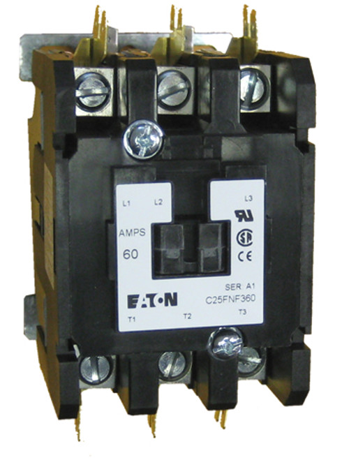 Eaton C25FNF360 contactor