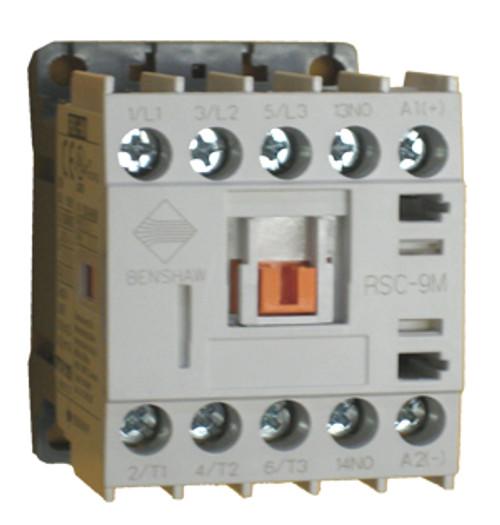 Benshaw RSC-9M-AC120 contactor
