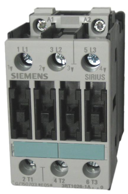 Siemens 3RT1026-1AM20 contactor