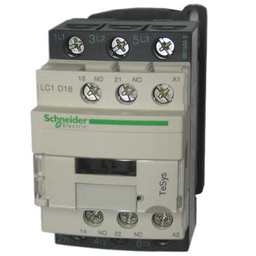 Schneider Electric LC1D18 contactor