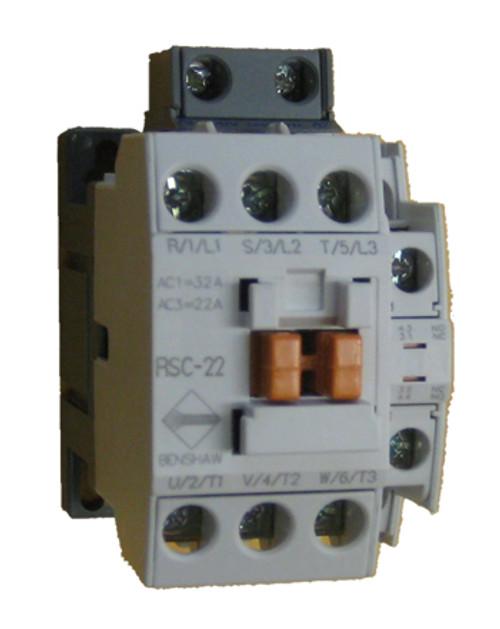 Benshaw RSC-22-6AC120 contactor