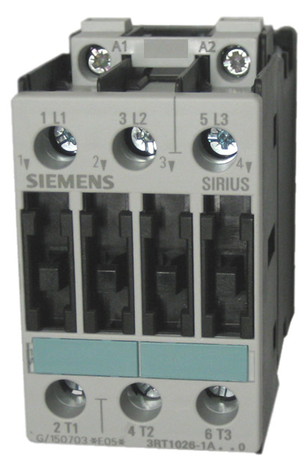 Siemens 3RT1026-1AV60 contactor