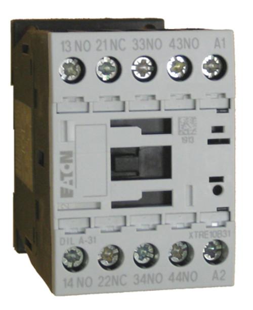 Eaton/Moeller DILA-31 120 volt control relay