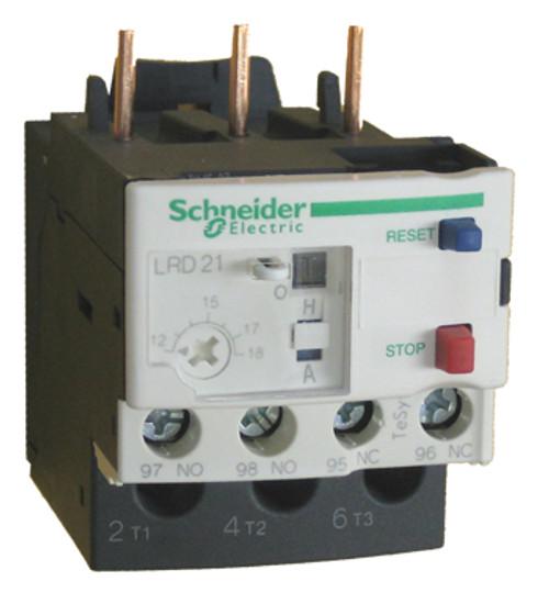 Schneider Electric LRD21 overload relay