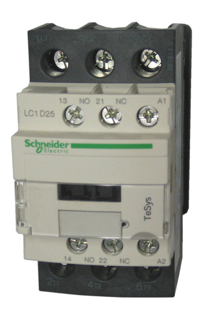 Schneider Electric LC1D25F7 contactor