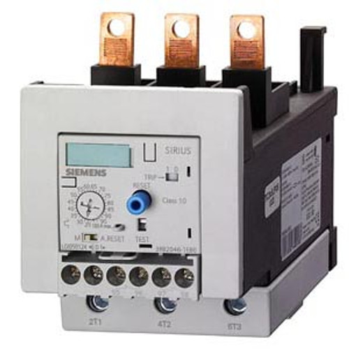 Siemens 3RB2046-2EB0 solid state overload relay