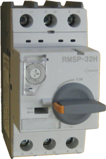 Benshaw RMSP-32H-4A manual motor protector