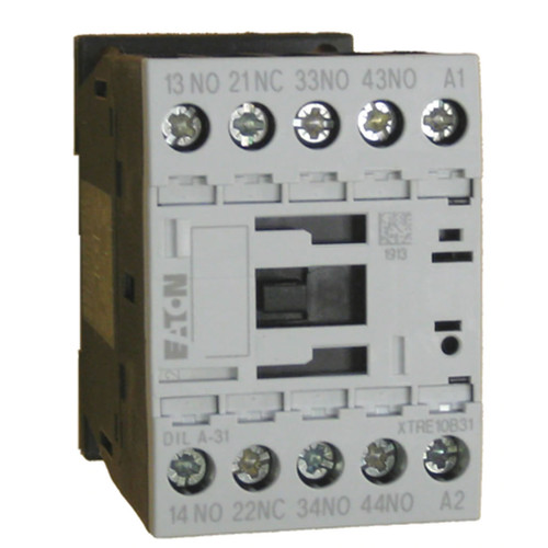 Eaton XTRE10B31 control relay