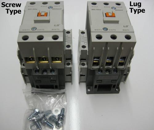 Metasol MC-100A-AC120 terminals