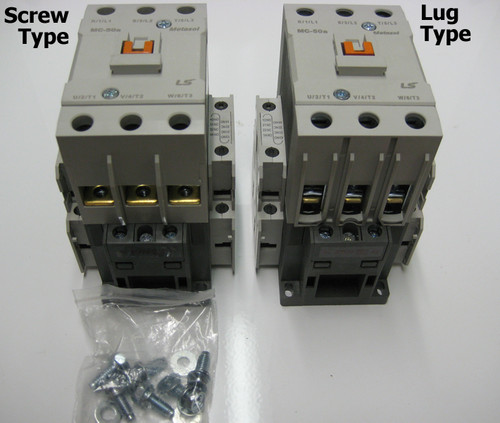 Metasol MC-150A-AC240 terminals