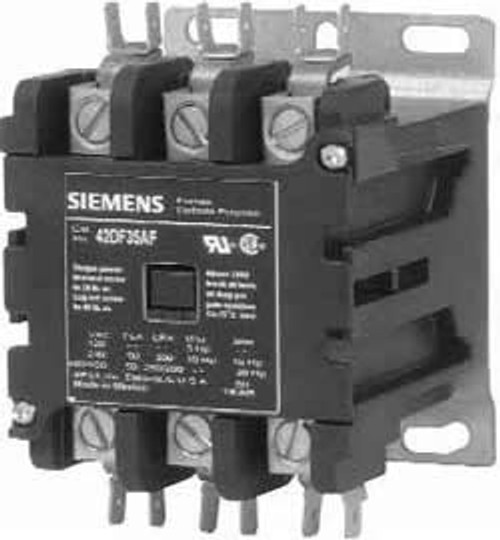 Siemens / Furnas 42EF5AG Definite Purpose Contactor