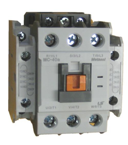 Metasol MC-40A-AC240 contactor