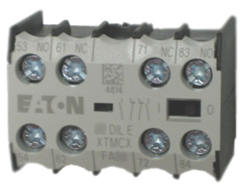 Eaton/Moeller 22DILE auxiliary contact