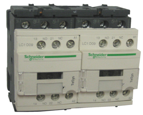 Schneider Electric LC2D09LE7 reversing contactor