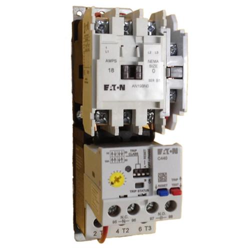 Eaton AN19BN0B5E020 NEMA Starter