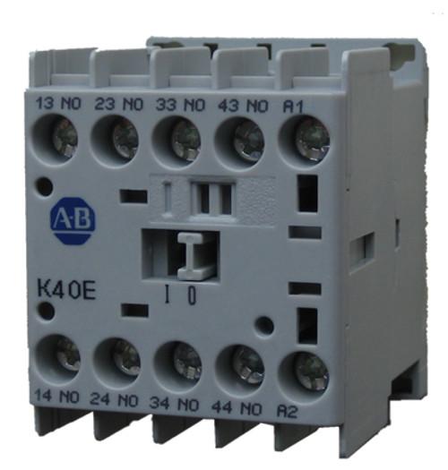 Allen Bradley 700-K40E-D miniature relay
