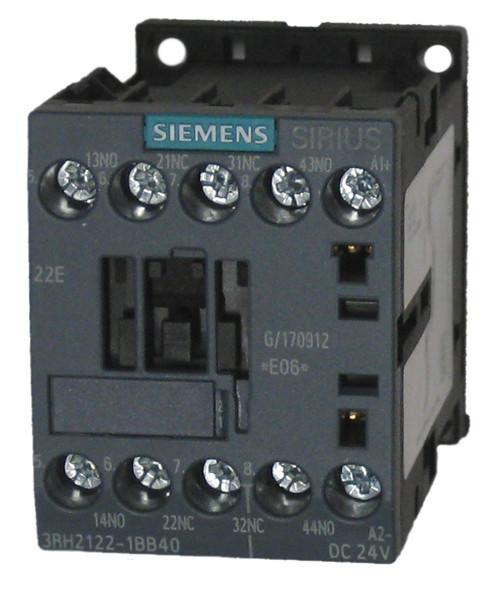 Siemens 3RH2122-1BB40 DC Control Relay