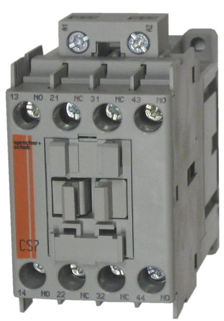Sprecher + Schuh CS7-31E-480 relay