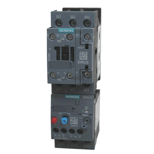 3RT2025-1A + 3RU2126-4AB0 Electrical Starter