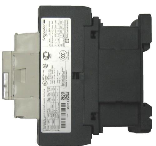 Schneider Electric LC1D25P7 side label