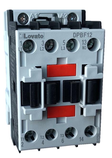 Lovato DPBF1201A12060 contactor