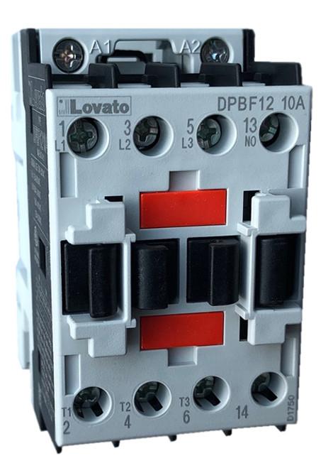 Lovato DPBF1210A12060 contactor