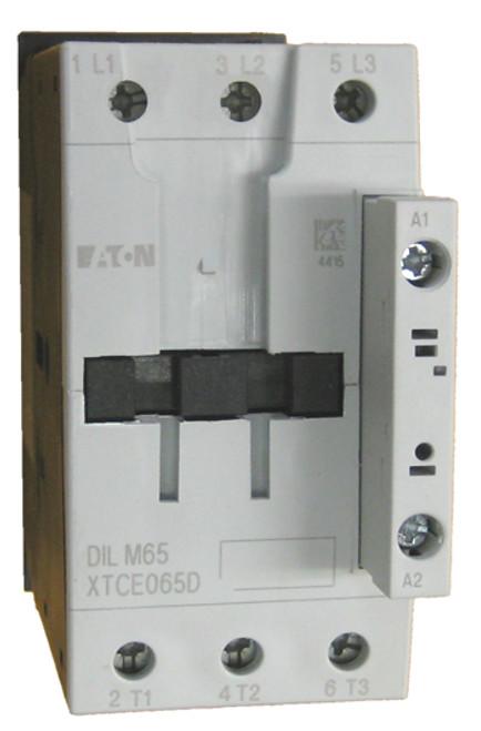 Moeller DILM65 208 volt contactor