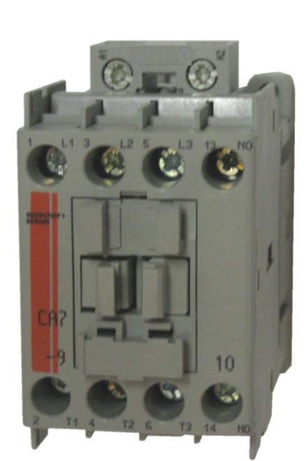 Sprecher and Schuh CA7-9-10-220W contactor