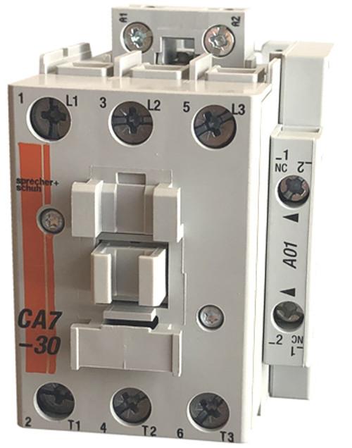 Sprecher and Schuh CA7-30-01-220W contactor