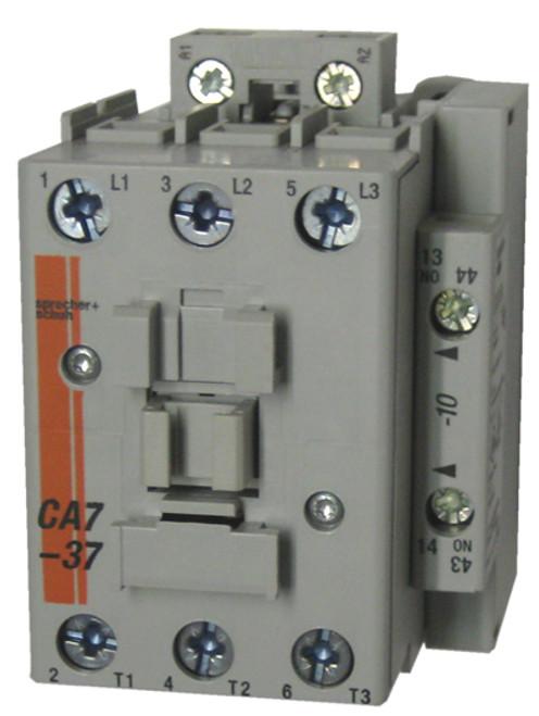 Sprecher and Schuh CA7-37-10-220W contactor