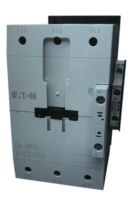 Eaton XTCE115GS1B contactor