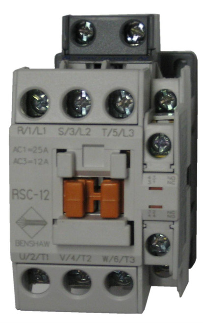 Benshaw RSC-12-6AC480 contactor