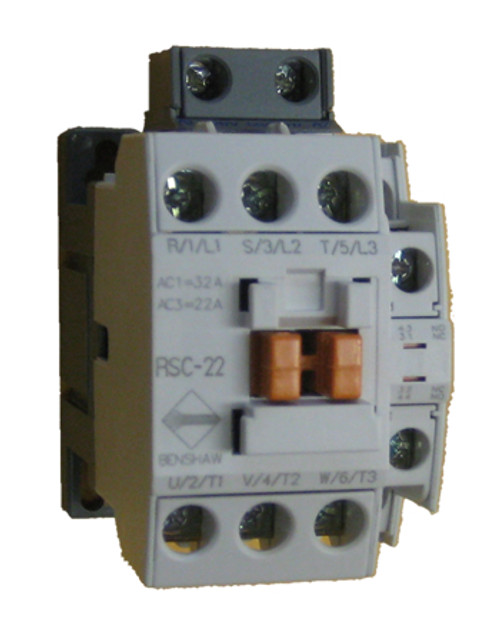 Benshaw RSC-22-6AC208 contactor