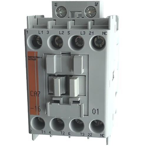 Sprecher and Schuh CA7-16-01-480 contactor