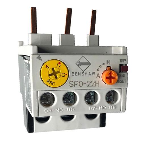 Benshaw SPO-22H-7.5A overload  relay