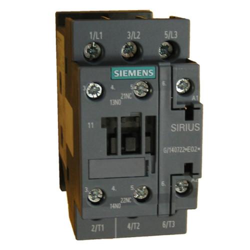 Siemens 3RT2024-1AN20 3 pole contactor