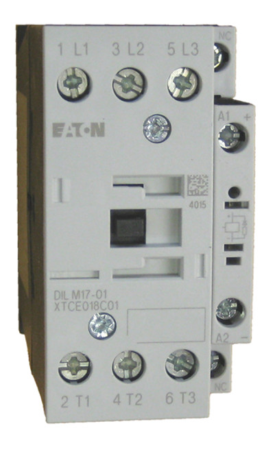 Eaton XTCE018C01H contactor