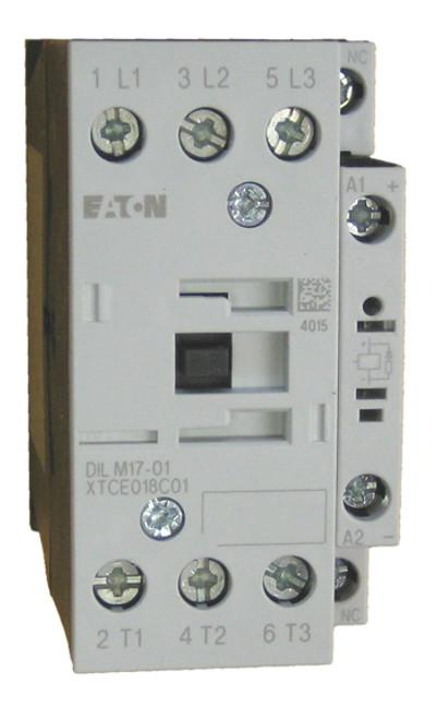 Eaton XTCE018C01L contactor